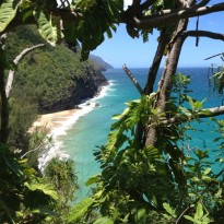 Going for a Hike Along the Na Pali Coast in Kaua'i (PHOTOS)