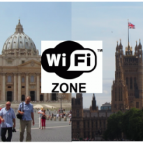 NYC Behind European Cities in Free-Wifi Race