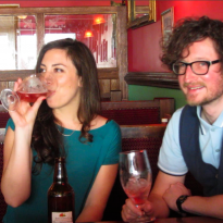 A Pub Crawl in London (VIDEO)
