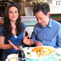 The Best Fish and Chips in London (VIDEO)