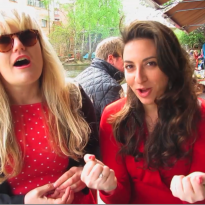 Best Make-out Spots In London with Sarah Bennetto (VIDEO)