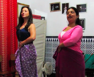 Flamenco Dancing in Southern Spain (VIDEO)