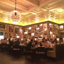 Date Night in #London at Berners Tavern