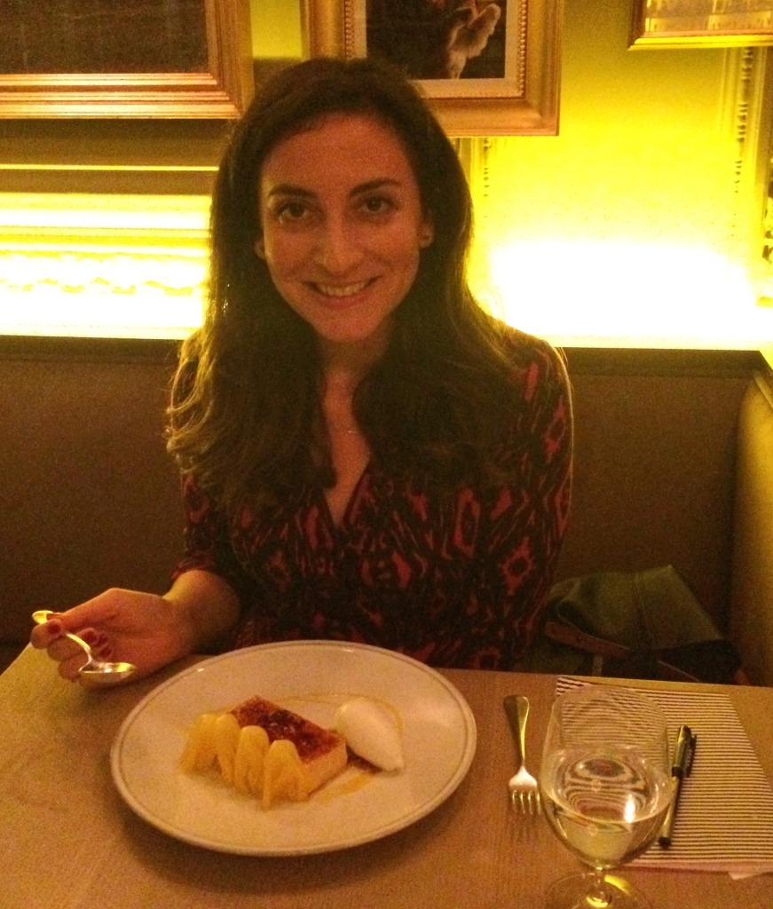 Kate Thomas Travel Blog London Berners Tavern