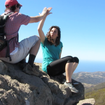 A Spectacular Hike above Los Angeles #Video