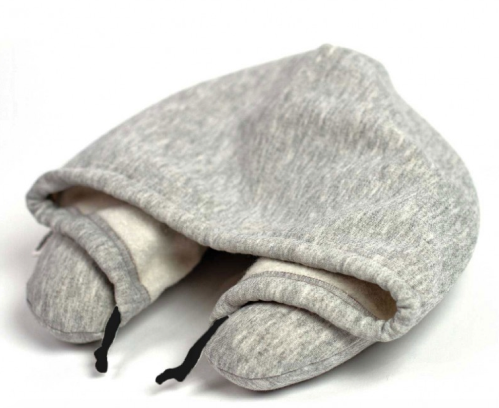 travel pillow hood