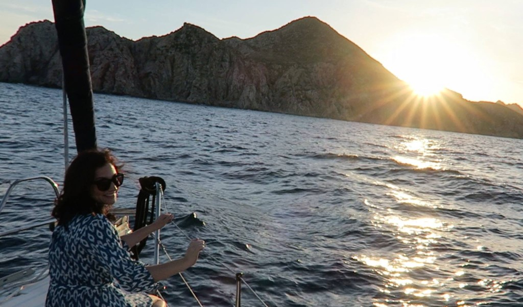 Cabo San Lucas, Sunset Sail