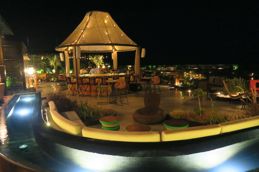 The Cape - Cabo San Lucas Rooftop Bar