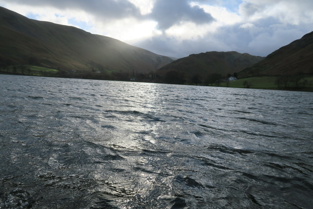 Lake District Ullswater Winter