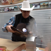 Meet Montana Locals: The Hat Man #VIDEO